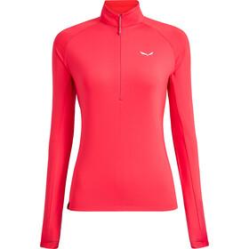 SALEWA Puez PL Langærmet T-shirt Damer, rose red